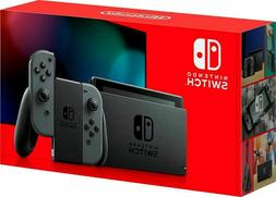 Nintendo Switch 32GB Console With Gray Joy-Con  Brand New