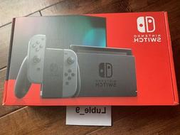 ✅Nintendo Switch 32GB Console with Gray Joy-con - New Vers