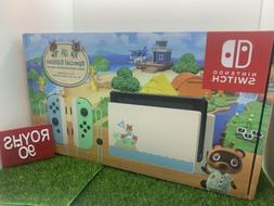 switch animal crossing new horizon special edition