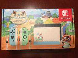 Nintendo Switch Animal Crossing: New Horizon Special Edition