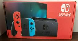 Nintendo Switch Blue/Red Joy‑Cons - Newest Model  Improved