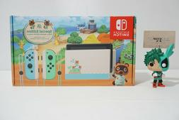 switch console 32gb animal crossing new horizons