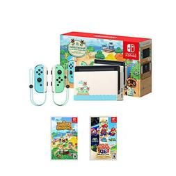 Nintendo Switch Console 32GB Special Animal Crossing: New Ho