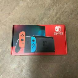 switch console 32gb w red blue neon