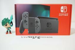 Nintendo Switch Gray 32GB Console with Grey Joy-Con V2 Bette