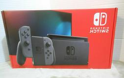 Nintendo Switch Handheld Console with Gray Joy-Con - 32GB BR