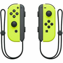 Nintendo Switch - Neon Yellow Joy-Con  - Wireless Controller