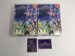 Switch Limited Run #35: Freedom Planet Deluxe Edition NEW!!
