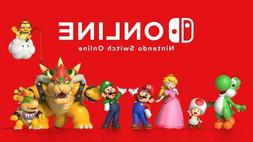 Nintendo Switch Online 12 Month Membership