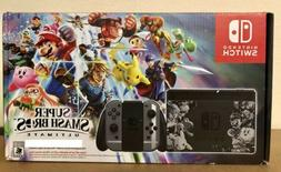 Nintendo Switch Super Smash Bros Console NEW. Physical Game