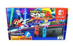 Nintendo Switch System Console , Neon Blue & Neon Red with M