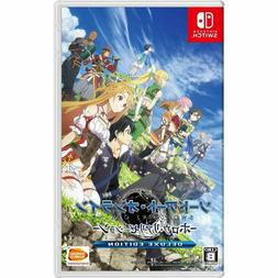 Sword Art Online Hollow Realization DX Edition For Switch NS