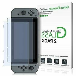 tempered glass screen protector for nintendo switch