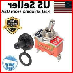 Toggle Switch Heavy Duty 20A 125V SPST 2 Terminal ON/OFF Car
