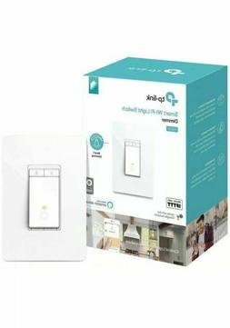 TP-Link Kasa Smart Wi-Fi Dimmer Light Switch | Alexa Google