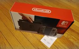unpatched new switch 32gb gray console