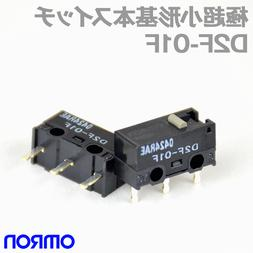 2xPCS OMRON D2F-01F D2F01F Switch Made in Japan