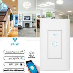 USA Smart WiFi Light Switch in Wall - Compatible For Amazon
