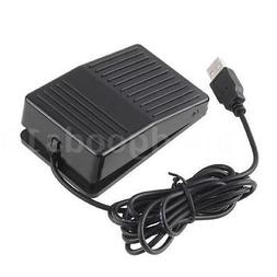 USB Foot Switch PC Computer Pedal Keyboard Action HID For Ga