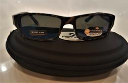 Switch Vision Sunglasses BESPOKE - one frame - two pairs of