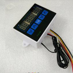W1411 Switch Temperature Thermometer Controller With Waterpr