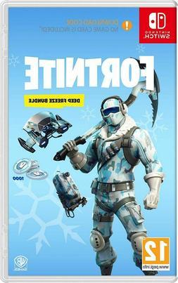 Warner Bros Fortnite: Deep Freeze Bundle - Nintendo Switch D