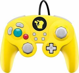 PDP - Wired Fight Pad Pro Pikachu Controller for Nintendo Sw