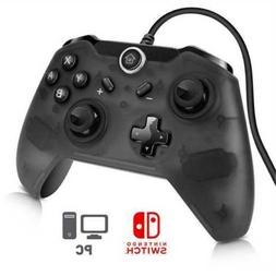 Wired Pro Controller Gamepad Joypad Joystick Remote for Nint