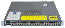 Cisco WS-C4948-10GE-E Catalyst 4948-10GE 48 Ports Switch