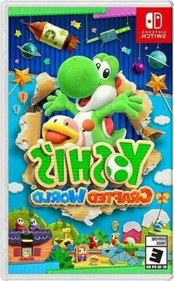 Yoshi's Crafted World - Nintendo Switch BRAND NEW FACTORY SE