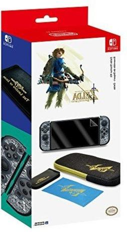 HORI Zelda Breath of the Wild Starter Kit for Nintendo Switc